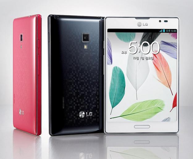 LG F200 Optimus Vu 2