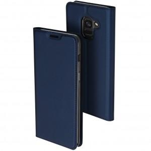 Dux Ducis | Чехол-книжка для Samsung Galaxy J6+ (2018) с функцией подставки и картхолдером