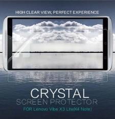 Nillkin Crystal | Прозрачная защитная пленка для Lenovo Vibe X3 Lite (A7010) / K4 Note