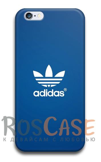 """Фото №4 Пластиковый чехол RosCase """"Adidas"""" для iPhone 4/4S"""