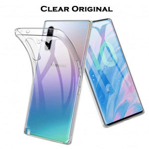 TPU чехол Clear Original для Samsung Galaxy Note 10