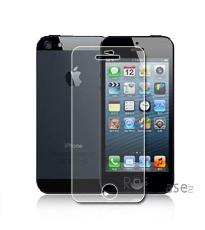 фото защитной пленки Nillkin Crystal для Apple iPhone 5/5S/5SE/5C