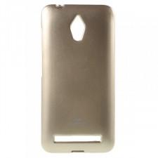 Mercury Jelly Pearl Color | Яркий силиконовый чехол для для Asus ZenFone Go (ZC500TG)