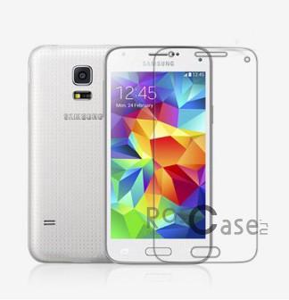 Защитная пленка Nillkin Crystal для Samsung G800H Galaxy S5 mini (Анти-отпечатки)Описание:производитель:&amp;nbsp;Nillkin;совместимость: Samsung G800H Galaxy S5 mini;материал: полимер;тип: защитная пленка.&amp;nbsp;Особенности:все необходимые функциональные вырезы в наличии;антибликовое покрытие;не влияет на чувствительность сенсора;легко очищается;на ней не остаются потожировые следы.<br><br>Тип: Защитная пленка<br>Бренд: Nillkin