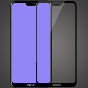 Artis 2.5D | Цветное защитное стекло на весь экран для Huawei Honor 9i / 9N (2018) на весь экран