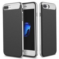 Rock Vision | Тонкий чехол для Apple iPhone 8 Plus с карбоновой вставкой