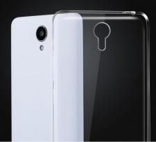 Msvii | Прозрачный силиконовый чехол  для Xiaomi Redmi Note 2 (Prime)