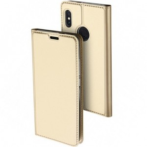 Dux Ducis | Чехол-книжка для Xiaomi Redmi Note 5 Pro с подставкой и карманом для визиток