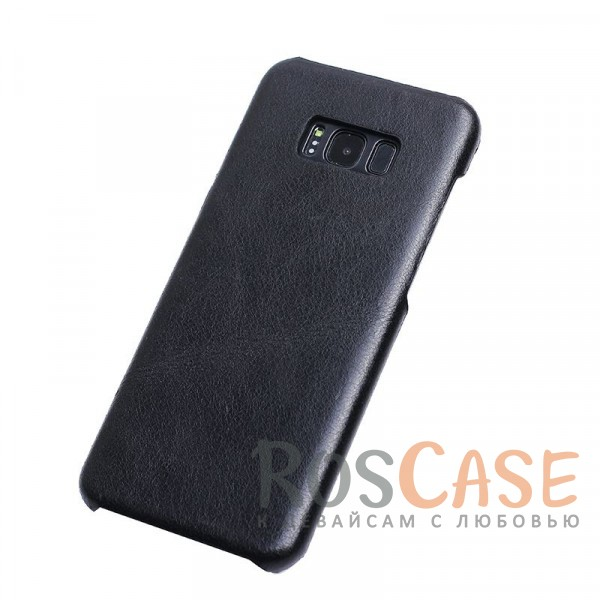 Элегантная накладка из гладкой натуральной кожи для? Samsung G950 Galaxy S8 (Черный)Описание:чехол создан для&amp;nbsp;Samsung G950 Galaxy S8;материал - натуральная кожа;формат - накладка;элегантный дизайн;матовая поверхность.<br><br>Тип: Чехол<br>Бренд: Epik<br>Материал: Натуральная кожа