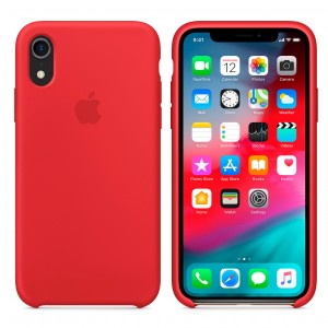 Чехол Silicone Case для iPhone XR