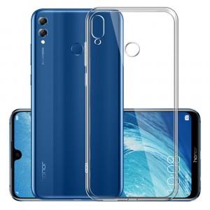 J-Case THIN | Гибкий силиконовый чехол для Huawei Honor 8X Max