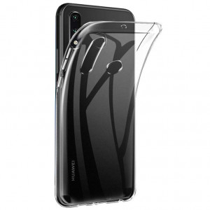 Clear Case   Прозрачный TPU чехол 2мм  для Huawei Honor 10 Lite