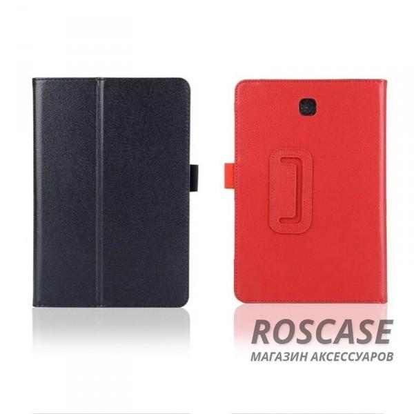 Кожаный чехол-книжка TTX c функцией подставки для Samsung Galaxy Tab A 8.0 T350Описание:разработка и изготовление&amp;nbsp;TTX;изготовлен из синтетической кожи;фактурная поверхность;внутри отделан микрофиброй;тип конструкции: чехол-книжка;совместим с Samsung Galaxy Tab A 8.0 T350.&amp;nbsp;Особенности:износостойкий;добротный классический дизайн;может выполнять функцию подставки;широкая палитра цветов;легко очищается.<br><br>Тип: Чехол<br>Бренд: TTX<br>Материал: Искусственная кожа
