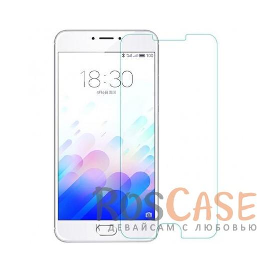 Фото Защитное стекло U-Glass 0.33mm (H+) для Meizu M3 Note (картонная упаковка)