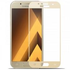 CP+ | Цветное защитное стекло  для Samsung Galaxy A5 2017 (A520F)
