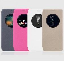Nillkin Sparkle | Чехол-книжка с функцией Sleep Mode для Meizu Pro 6