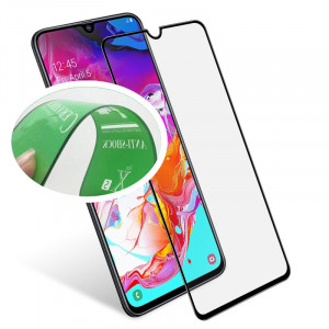 Гибкое защитное стекло Ceramics для Samsung Galaxy A70 (A705F)