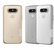 фото TPU чехол Nillkin Nature Series для LG H860 G5 / H845 G5se