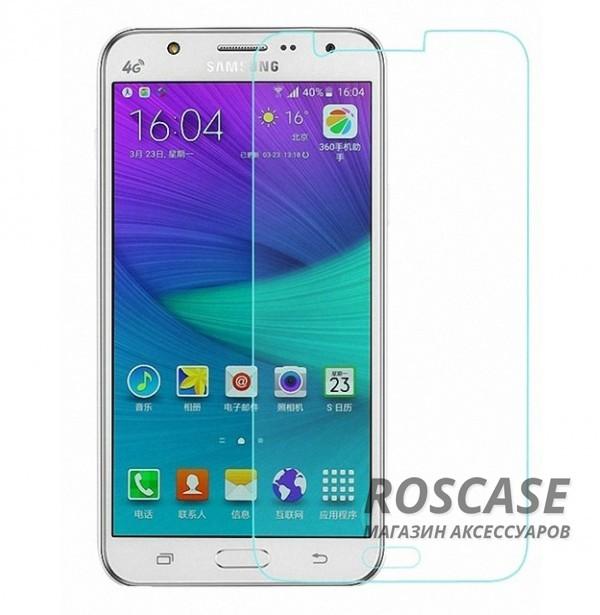 Защитное стекло Ultra Tempered Glass 0.33mm (H+) для Samsung J710F Galaxy J7 (2016) (карт. уп-вка)Описание:бренд&amp;nbsp;Epik;совместимость Samsung J710F Galaxy J7 (2016);материал: закаленное стекло;тип: защитное стекло на экран.&amp;nbsp;Особенности:закругленные&amp;nbsp;грани;не влияет на чувствительность сенсора;легко очищается;толщина - &amp;nbsp;0,33 мм;абсолютно прозрачное;защита от царапин и ударов.<br><br>Тип: Защитное стекло<br>Бренд: Epik