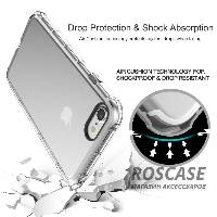 фото Бесцветный / Transparent TPU чехол ROCK Fence series для Apple iPhone 7 (4.7