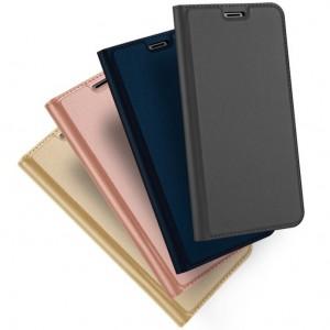 Dux Ducis | Чехол-книжка для Xiaomi Mi 5X с подставкой и карманом для визиток