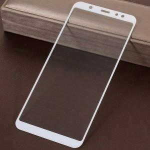 Artis 2.5D | Цветное защитное стекло на весь экран для Samsung Galaxy A6 Plus (2018)