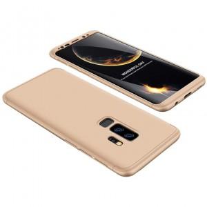 GKK LikGus 360° | Двухсторонний чехол для Samsung Galaxy S9+ с защитными вставками