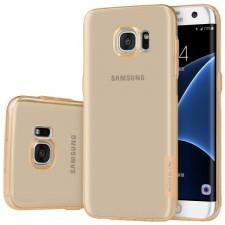 Nillkin Nature | Силиконовый чехол для Samsung G935F Galaxy S7 Edge