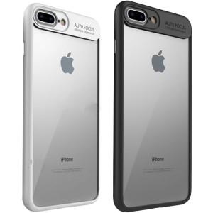 iPaky Hard Original | Прозрачный чехол для iPhone 7 Plus / 8 Plus с защитными бортиками