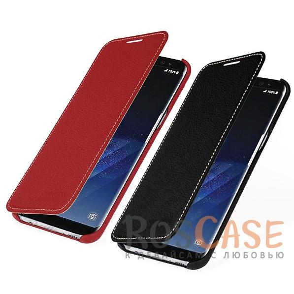 Прошитый чехол-книжка из натуральной кожи TETDED для Samsung G950 Galaxy S8Описание:бренд  - &amp;nbsp;Tetded;разработан для Samsung G950 Galaxy S8;материал  -  натуральная кожа;тип  -  чехол-книжка.в наличии все функциональные вырезы;легко устанавливается;строчка по периметру;защита от механических повреждений;на чехле не заметны следы от пальцев.<br><br>Тип: Чехол<br>Бренд: TETDED<br>Материал: Натуральная кожа