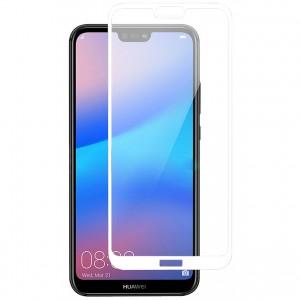 Artis 2.5D | Цветное защитное стекло на весь экран для Huawei P20