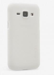 Nillkin Super Frosted Shield | Матовый чехол для Samsung Galaxy J1 Duos SM-J100 (+ пленка)