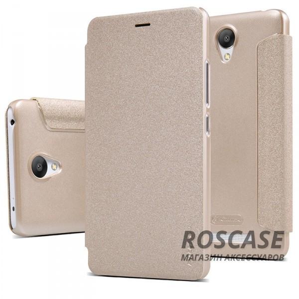 Защитный чехол-книжка для Xiaomi Redmi Note 2 / Redmi Note 2 Prime (Золотой)Описание:бренд -&amp;nbsp;Nillkin;совместим с Xiaomi Redmi Note 2 / Redmi Note 2 Prime;материал - кожзам;тип: книжка.&amp;nbsp;Особенности:износостойкий;тонкий дизайн;блестящая поверхность;защита со всех сторон.<br><br>Тип: Чехол<br>Бренд: Nillkin<br>Материал: Искусственная кожа
