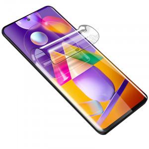 Гидрогелевая защитная плёнка Rock  для Samsung Galaxy M31s