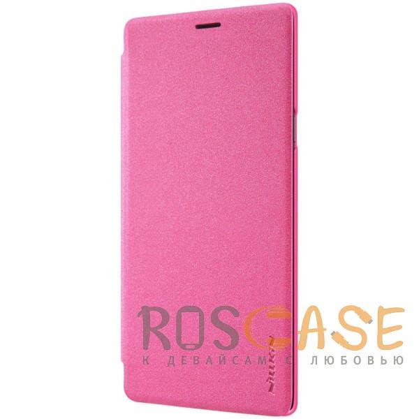 Фотография Розовый Nillkin Sparkle | Чехол-книжка для Samsung Galaxy Note 9