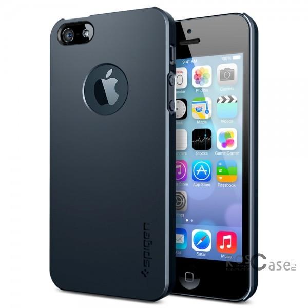 Фото пластиковой накладки SGP Ultra Thin Air A Series для Apple iPhone 5 - вид сзади