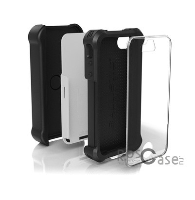 фото чехла  Ballistic Shell Gel MAXX Series для Apple iPhone 4/4S