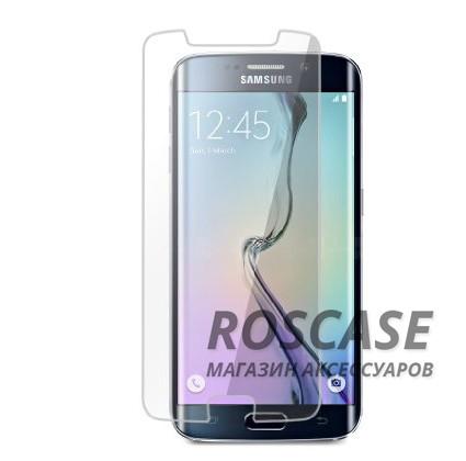 Тонкая защитная пленка на экран VMAX с ультрафиолетовым фильтром для Samsung G925F Galaxy S6 EdgeОписание:производитель:&amp;nbsp;VMAX;совместима с Samsung G925F Galaxy S6 Edge;материал: полимер;тип: пленка.&amp;nbsp;Особенности:закрывает только центральную часть экрана;не оставляет следов на дисплее;проводит тепло;не желтеет;защищает от царапин.<br><br>Тип: Защитная пленка<br>Бренд: Vmax