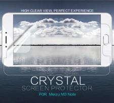 Nillkin Crystal | Прозрачная защитная пленка для Meizu M3 Note
