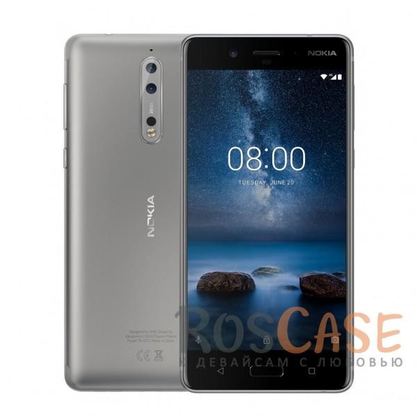 Ультратонкий силиконовый чехол Ultrathin 0,33mm для Nokia 8 Dual SIMОписание:совместим с Nokia 8 Dual SIM;ультратонкий дизайн;материал - TPU;тип - накладка;прозрачный;защищает от ударов и царапин;гибкий.<br><br>Тип: Чехол<br>Бренд: Epik<br>Материал: Силикон