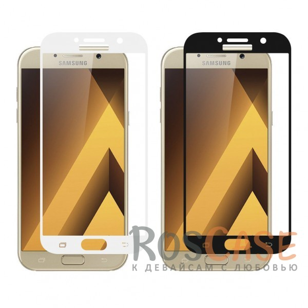 Тонкое защитное стекло CaseGuru на весь экран для Samsung A720 Galaxy A7 (2017)Описание:производитель -&amp;nbsp;CaseGuru;разработано для Samsung A720 Galaxy A7 (2017);цветная рамка;стекло для защиты экрана.<br><br>Тип: Защитное стекло<br>Бренд: CaseGuru