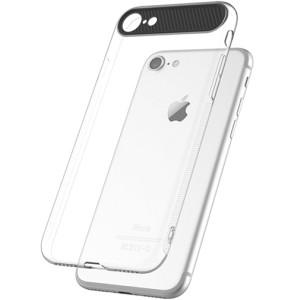 Rock Ace | Силиконовый чехол для Apple iPhone 8 с матовой пластиковой вставкой