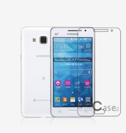 Защитная пленка Nillkin Crystal для Samsung G530H/G531H Galaxy Grand PrimeОписание:производитель -&amp;nbsp;Nillkin;совместимость: Samsung G530H/G531H Galaxy Grand Prime;материал: полимер;тип: защитная пленка.Особенности:свойство анти-отпечатки;не желтеет;имеет все функциональные вырезы;не притягивает пыль;легко клеится.<br><br>Тип: Защитная пленка<br>Бренд: Nillkin