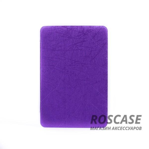 Кожаный чехол-книжка TTX Elegant Series для Apple iPad mini 4 (Фиолетовый)Описание:производство компании TTX;разработан специально для Apple iPad mini 4;материал: искусственная кожа;форма: чехол-книжка.Особенности:гасит силу удара при падениях;эргономичен и износостоек;противостоит загрязнениям и защищает от царапин;внутри отделан мягкой микрофиброй;складывается в подставку с разными углами наклона.<br><br>Тип: Чехол<br>Бренд: TTX<br>Материал: Искусственная кожа