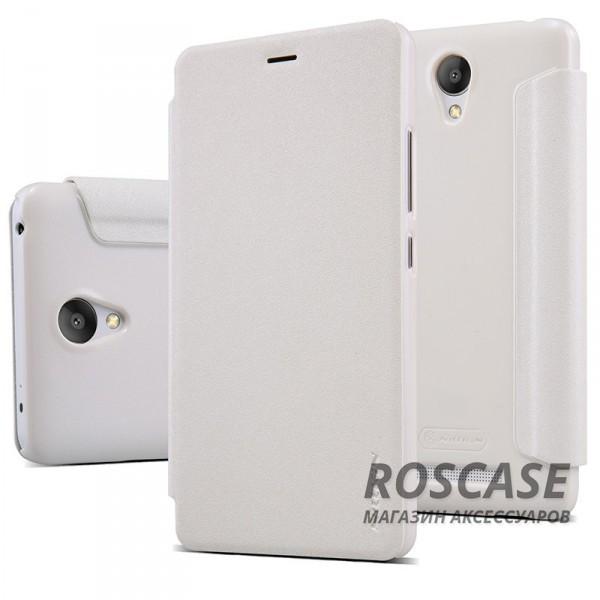 Кожаный чехол (книжка) Nillkin Sparkle Series для Xiaomi Redmi Note 2 / Redmi Note 2 Prime (Белый)Описание:бренд -&amp;nbsp;Nillkin;совместим с Xiaomi Redmi Note 2 / Redmi Note 2 Prime;материал - кожзам;тип: книжка.&amp;nbsp;Особенности:износостойкий;тонкий дизайн;блестящая поверхность;защита со всех сторон.<br><br>Тип: Чехол<br>Бренд: Nillkin<br>Материал: Искусственная кожа