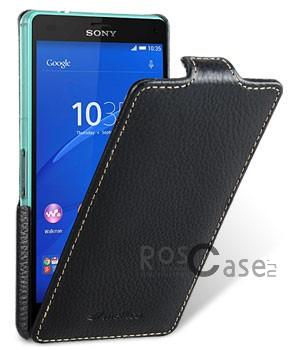 Кожаный чехол Melkco (JT) для Sony Xperia Z3 CompactОписание:производитель:&amp;nbsp;Melkco;совместимость: Sony Xperia Z3 Compact;материал: натуральная кожа;тип: флип вниз.&amp;nbsp;Особенности:в наличии все функциональные вырезы;строчный шов по периметру;элегантный дизайн;фактурная поверхность;не скользит в руках;уникальный механизм закрытия - Jacka Type.<br><br>Тип: Чехол<br>Бренд: Melkco<br>Материал: Натуральная кожа