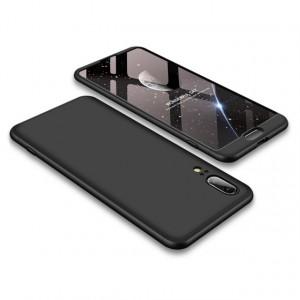 GKK LikGus 360° | Двухсторонний чехол для Huawei P20 с защитными вставками