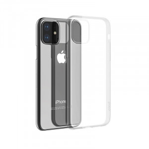 Ультратонкий чехол Hoco Premium Silicone  для iPhone 11
