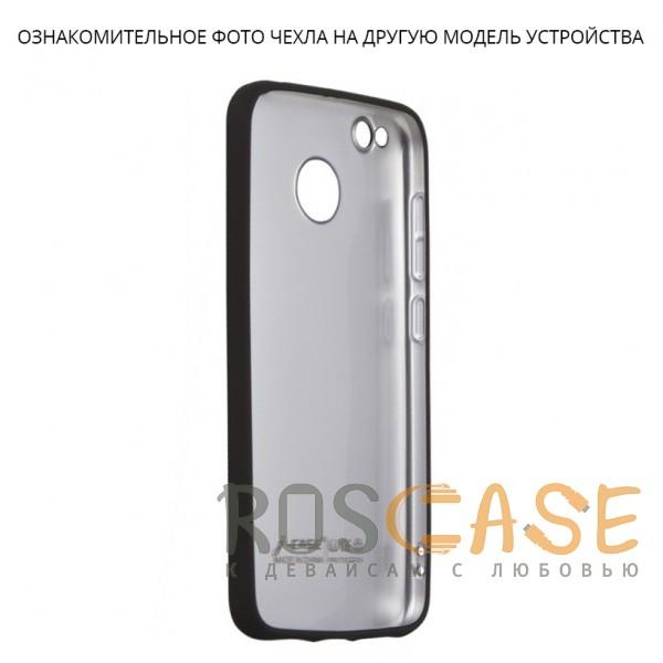 Фотография Черный J-Case THIN | Гибкий силиконовый чехол для Huawei Honor 9
