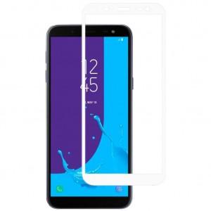 5D защитное стекло для Samsung J600F Galaxy J6 (2018) на весь экран